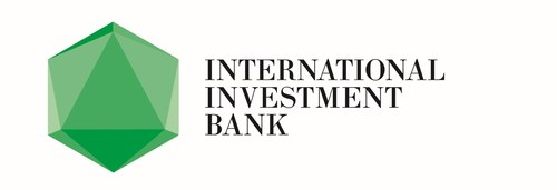 International Investment Bank Logo (PRNewsFoto/International Investment Bank) (PRNewsFoto/International ...