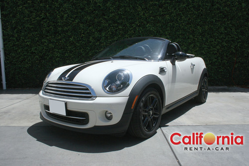 New Convertibles Available From California Rent-A-Car