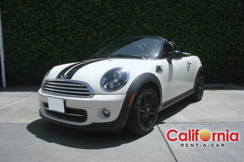 California Rent-A-Car.  (PRNewsFoto/California Rent-A-Car)