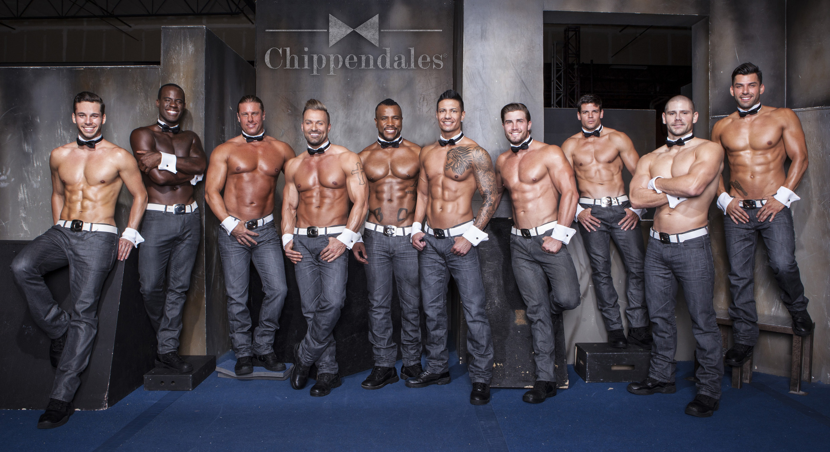 Direct From Las Vegas, Chippendales® Announces their 2015 Get Lucky ...