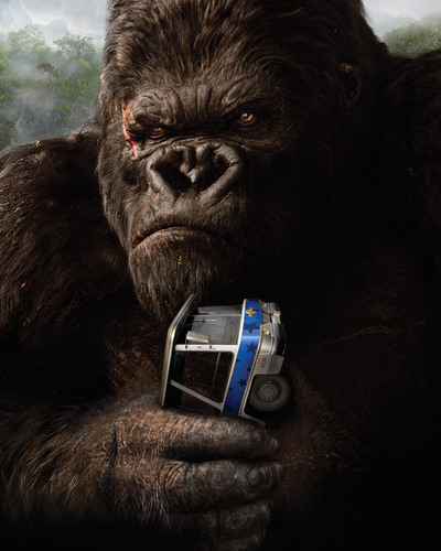 It's 'Transformers:  The Ride-3D' vs. 'King Kong 360 3-D' as Universal Studios Hollywood Unleashes