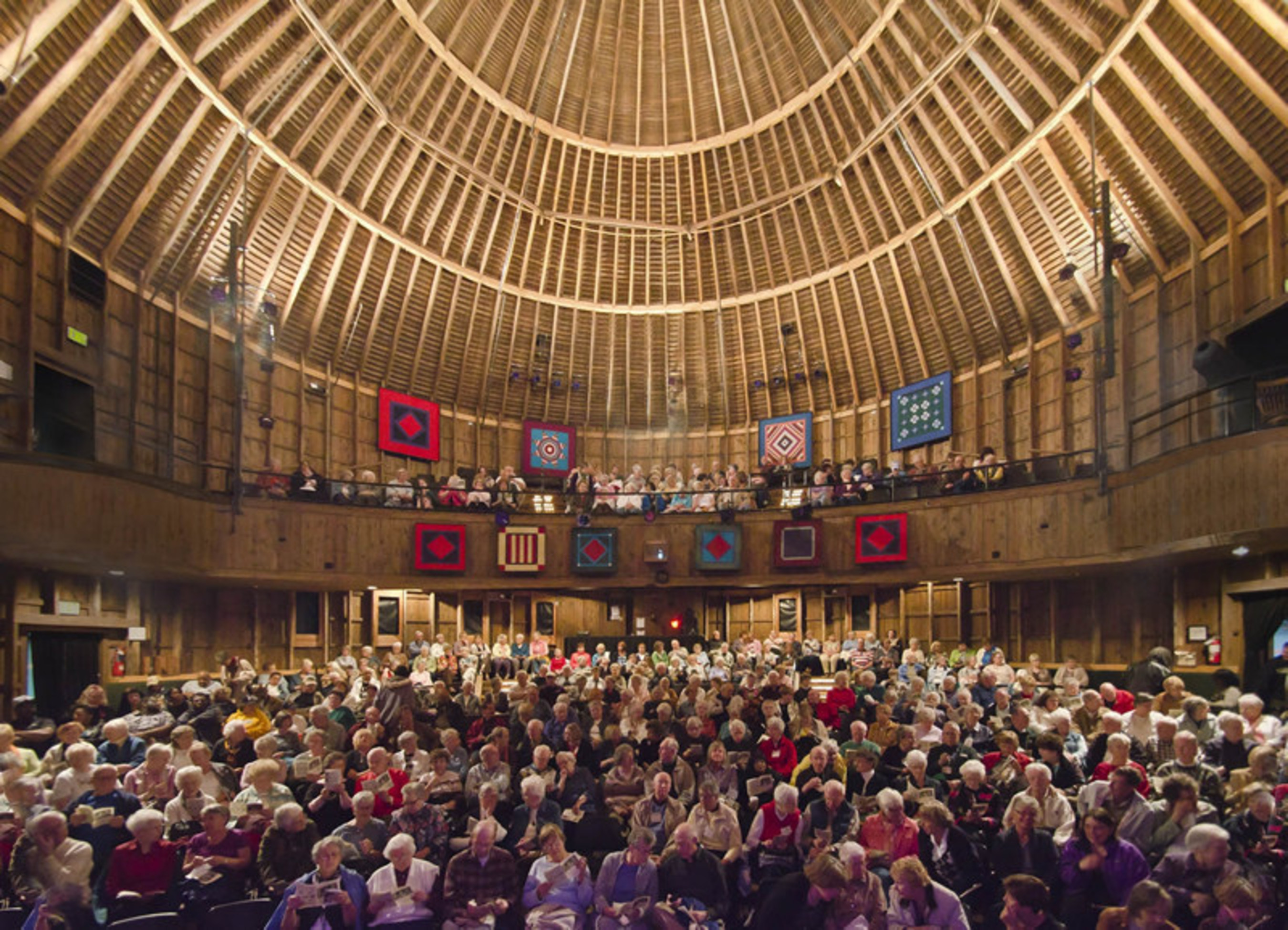 Light the Lights! Plain and Fancy Opens for the Thirtieth Season in The Round Barn Theatre at Amish Acres