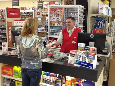 U-Haul Partnership Is Just What the Doctor Ordered for Village Pharmacy Ace Hardware (PRNewsFoto/U-Haul)