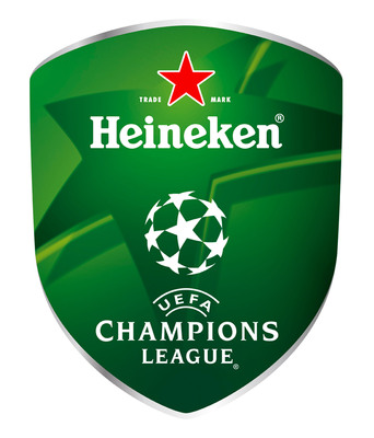 "As the official sponsor for the UEFA Champions League, Heineken has unveiled the latest element of its ""Road to the Final"" campaign. Como patrocinador oficial de la Liga de Campeones de la UEFA, Heineken revelo su ultimo elemento de la campana ""Road to the Final.""  (PRNewsFoto/Heineken)"