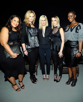 Chastity Garner-Valentine, Georgina Burke, Rumer Willis, Maeve Reilly And Philomena Kwao Attend TORRID Event Hosted By Tracy Paul & Company