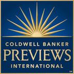 Coldwell Banker Previews International.