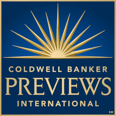 Coldwell Banker Previews International.