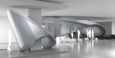 Georg Jensen Debuts Collaborations With Visionary Architect Zaha Hadid (PRNewsFoto/Georg Jensen) (PRNewsFoto/Georg Jensen)