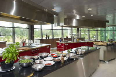 Nestle R&D Solon tests new recipes in Culinarium to make in larger quantities