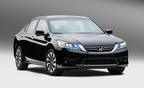 The 2014 Honda Accord Hybrid, now available at Metro Honda in Jersey City, N.J., is the first hybrid to capably match the hybrid segment's lofty expectations. (PRNewsFoto/Metro Honda)