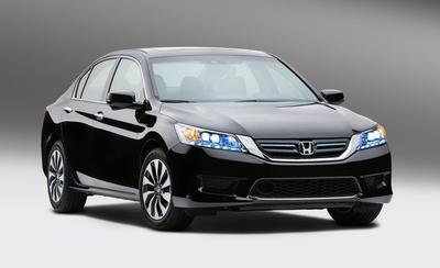 The 2014 Honda Accord Hybrid, Now Available At Metro Honda In Jersey City,  N.J.