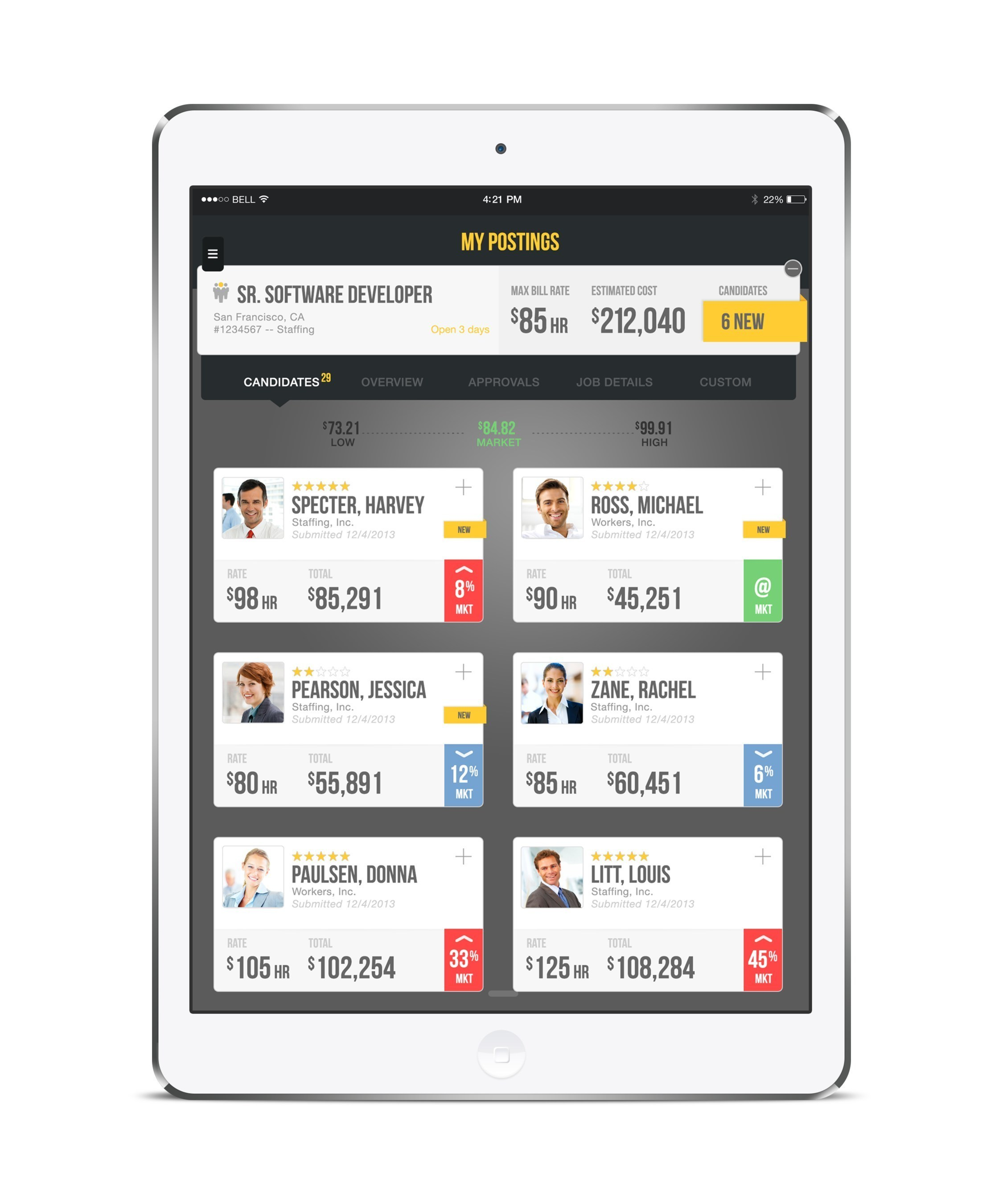 PRO Unlimited Launches First Wand Tablet App for the iPad