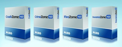 FARO announces release of CAD Zone Suite 10 (PRNewsFoto/FARO Technologies, Inc.)
