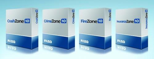 FARO announces release of CAD Zone Suite 10 (PRNewsFoto/FARO Technologies, Inc.)