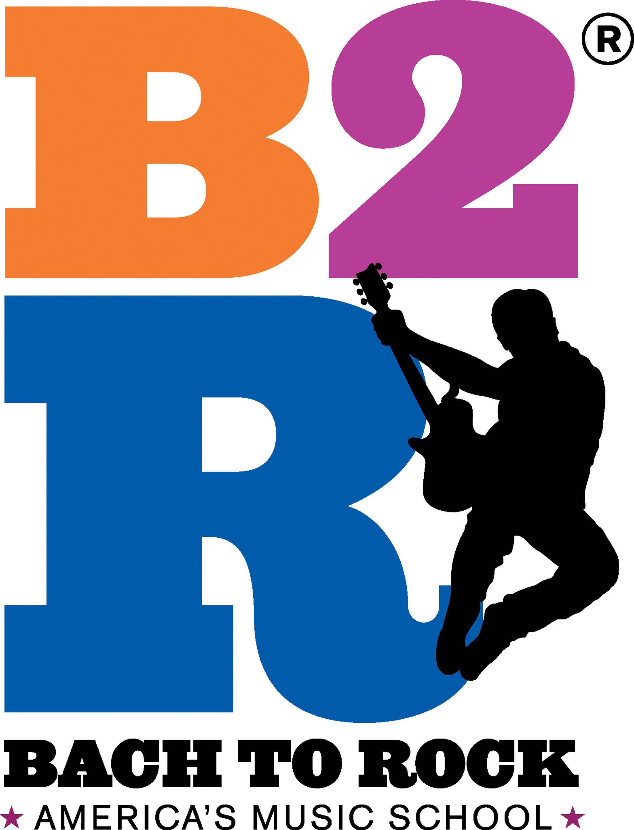 Bach to Rock logo.