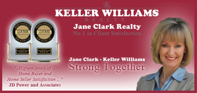 Jane Clark Realty: Number One in Client Satisfaction.  (PRNewsFoto/Jane Clark Realty)