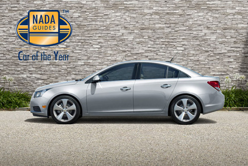 NADAguides.com Announces the 2011 'Car of the Year' at the Los Angeles International Auto Show