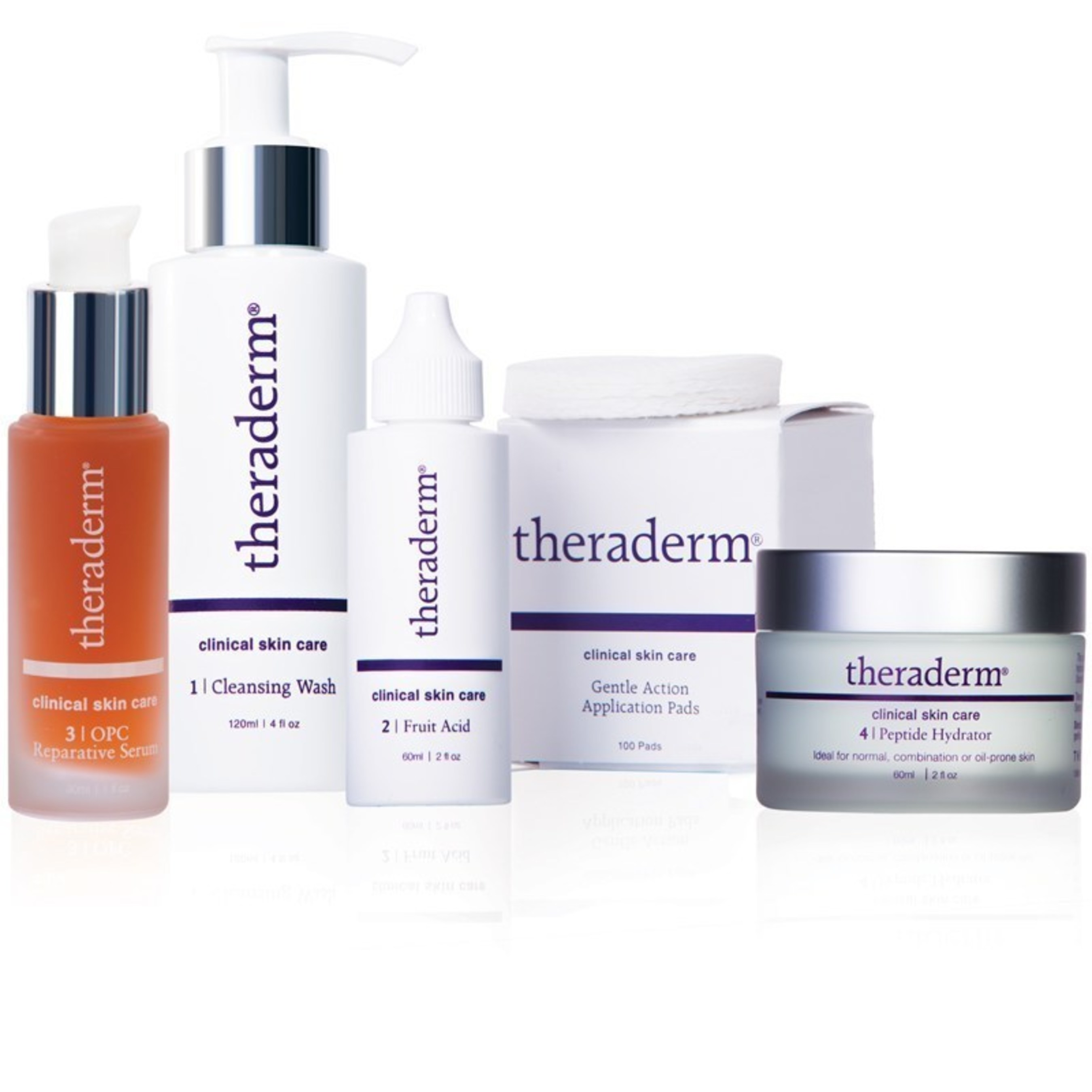 Theraderm Is Transparent When It Comes To Their Ingredients