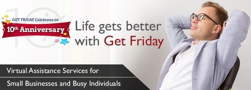 Demystifying your Global Virtual Assistant for everyday life with GetFriday (PRNewsFoto/GetFriday)