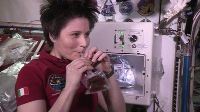 May 3rd 2015, 12:44 GMT: ESPRESSO COFFEE CONQUERS SPACE (PRNewsFoto/Lavazza)