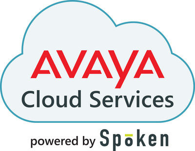 Avaya Cloud Services powered by Spoken Communications
