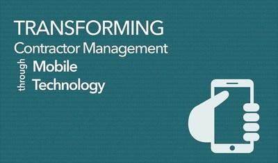 [Webinar] Transforming Contractor Management through Mobile Technology (PRNewsFoto/BROWZ)