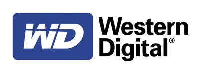 Western Digital Corp. logo. (PRNewsFoto)