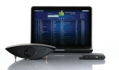 Korg's AudioGate DS-DAC High Definition USB Audio Playback System. (PRNewsFoto/Korg) (PRNewsFoto/KORG)
