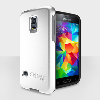OtterBox Symmetry Series for GALAXY S5 mini available now.