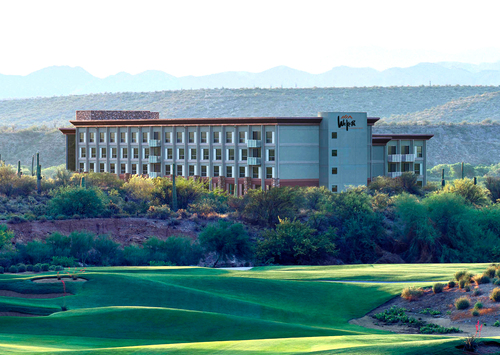 Debuting September 30, 2014: the new We-Ko-Pa Resort & Conference Center in Scottsdale, Arizona (PRNewsFoto/Radisson Fort McDowell Resort)