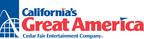 California's Great America Logo.  (PRNewsFoto/California's Great America)