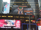 Industry Underdog Nitto Tire Becomes First Japanese Automotive Company To Reach 2.5 Million Facebook Fans, Celebrates With New Campaign And Launch Of Times Square Billboard