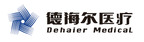 Dehaier Medical Systems Ltd. Logo. (PRNewsFoto/Dehaier Medical Systems Ltd.)