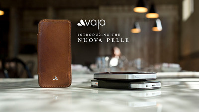 Less is unquestionably more with our Nuova Pelle Premium Leather case, the slimmest premium leather case ever crafted. Experience the classic appeal of Premium Argentinian Bridge Leather. Admire timeless finishing touches like seamless, one-piece construction and intricate hand-stitched edging. The Nuova Pelle is truly a triumph of tradition and innovation.