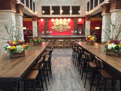 Starting April 10, Houston beer lovers will have a new reason to raise a glass: the new Tour Center at the Anheuser-Busch Houston Brewery is opening its doors to give guests a behind-the-scenes look at what goes into brewing some of America's favorite beers.