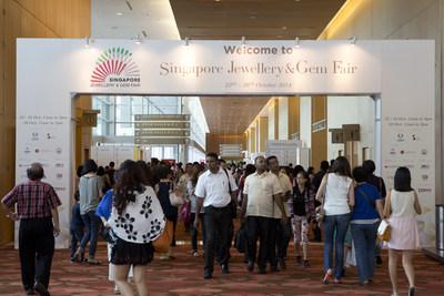 Singapore Jewellery & Gem Fair 2015 – Southeast Asia Jewellery Hub