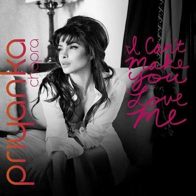 "INTERSCOPE RECORDS RECORDING ARTIST PRIYANKA CHOPRA RELEASES NEW SINGLE ""I CAN'T MAKE YOU LOVE ME"" (PRNewsFoto/Interscope Records)"