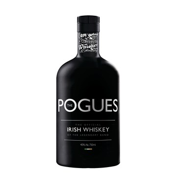 The Pogues Irish Whiskey Now Available in US