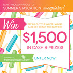 From You Flowers Celebrates Summer With Staycation Sweepstakes