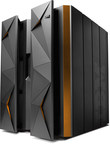 LinuxONE Emperor, the world's most advanced Linux system: Based on the IBM z13 introduced earlier this year, the LinuxONE Emperor can scale up to 8,000 virtual machines or thousands of containers - the most of any single Linux system. Offering the fastest processor in the industry, the Emperor system is optimized for the new application economy and hybrid cloud era. Photo credit: IBM, 2015