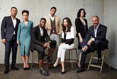 "Cast of WGN America's ""Underground"" and Executive Producer John Legend"