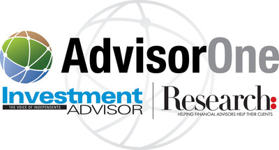 AdvisorOne.com, Investment Advisor, Research Magazine.  (PRNewsFoto/AdvisorOne)