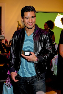 Mario Lopez at Secret Room Events, Hollywood's Top Celebrity Product Placement, Gift Bag and Gift Lounge Producers.  (PRNewsFoto/Secret Room Events)
