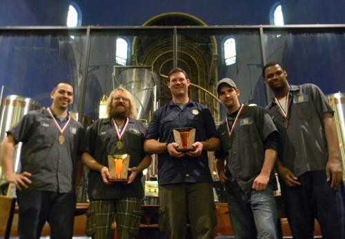 Pittsburgh's Historic 'The Church Brew Works' Wins Best Large Brewpub and Brewer of the Year Awards