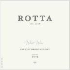 ROTTA White Wine label (PRNewsFoto/ROTTA Winery)