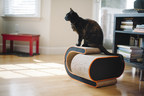 Arty Cat Scratcher by P.L.A.Y available for purchase on vutonni.com for $79.
