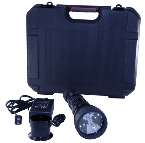 The Magnalight ATX-20-SE Hazardous Location Approved flashlight has a Class 1 Division 1 Groups A-D approval ...