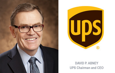 David Abney, UPS Chairman and CEO is the Honorary Chair of USPAACC's CelebrAsian Procurement Conference 2016 in Atlanta, GA on June 1-3, 2016