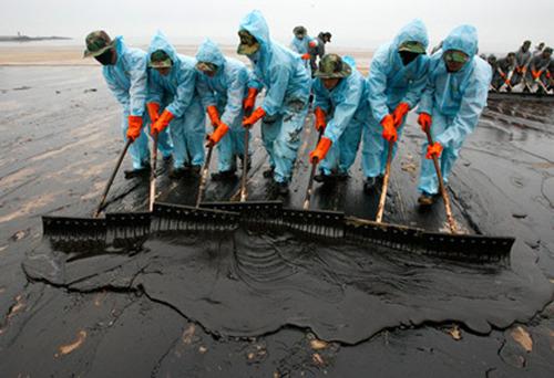BP Oil Spill - Deepwater Horizon.  (PRNewsFoto/IT Strategies Group & Oil Claim Calculator)