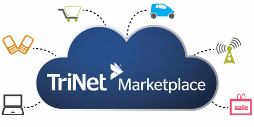 PRNewswire, London, October 21. SAN LEANDRO, California - TriNet Marketplace: a new sales channel for small businesses. (PRNewsFoto/TriNet) (PRNewsFoto/TRINET)